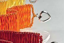 Bead Addiction Online Bugle Beads / Ideas and patterns using bugle beads