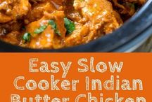 Slow cooker / healthy recipes for your CrockPot