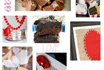 Valentines Day / Decorations, crafts, party ideas