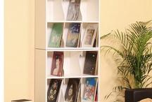 LP Storage ideas / by Heather Carr