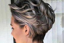 Short & gray