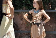 Pocahontas / Images and costumes from characters from Pocahontas. Outfit studies included.
