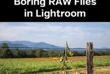 Raw Photo Tips