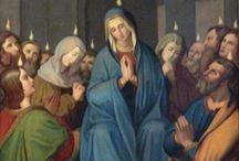 szentlélek, szentháromság