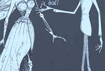 The Corpse Bride / By Tim Burton