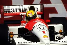 The great Ayrton Senna