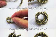 Biżuteria z zamków  błyskawicznych