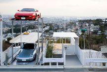 creative car garage