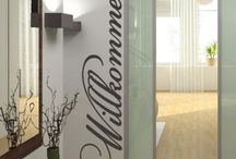 Wandtattoos/Wall Stickers/Decal