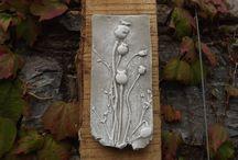 Wood& clay