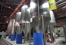 Behind the Scenes / Pics and updates from the 8th Street and Wilson Street Four Peaks breweries