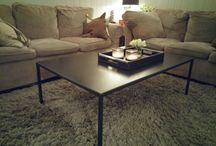 metal furniture