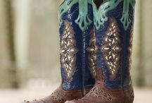 Country Roots & Cowgirl Boots