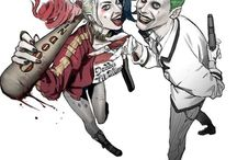 Harley and Jocker