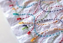 embroidery & yarn crafts / by grace device
