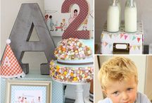 Birthday Party Ideas / by Amy Paape Jacobs