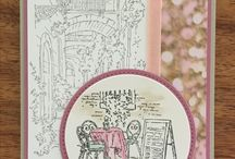 Stampin up mediterranean moments