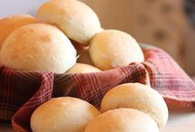 Breads, Rolls, Crackers, Biscuits & Savoury Muffins / by Lu Mar Matias