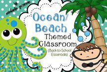 Ocean Theme / by Nikki Schramm