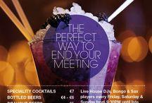 Social Hours @ The Morgan Bar / by The Morgan