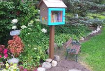 free library books.org / little houses