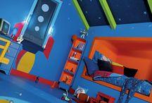 Javis bedroom
