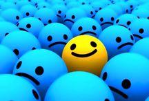 Positive thinking / by Margaret  Peg Feightner