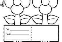 Molde de cartao