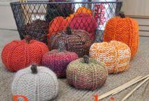 Hooks n needles / Crochet or knit projects