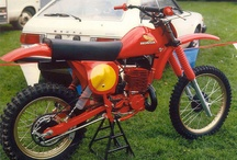 Brent's bike picks / Classic dirt bikes