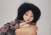 Авторская кукла ручной работы / Авторская кукла ручной работы