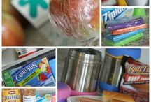 Back To School Lunch Box / Add Cheese!