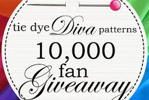 My Tie Dye Diva Pattern Wishlist / by Tiffany Santos