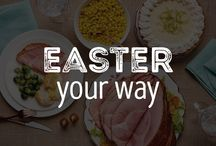 Easter Your Way / From delicious ham to exquisite pies, Schwan's Home Service has you covered for Easter. / by Schwan's Home Service