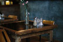 Cafe & Bar  Interior