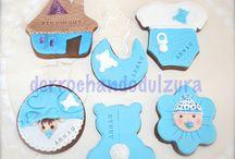 Mis galletas de bebe - Baby Cookies