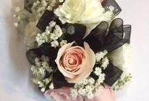 Winter formal 18 bouquets