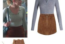 Betty Cooper Style inspiration