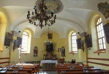 Pomianów Dolny, kościół św.  Franciszka Ksawerego