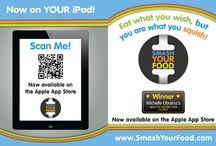Smash Your Food iPad  / Smashing morsels from the game! / by Smash Your Food