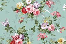 Fabrics / by Lori Hernandez
