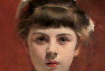 John Singer Sargent / Florence, Italy, January 12, 1856 – London, United Kingdom, April 14, 1925.