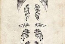 Tatuagens na nuca