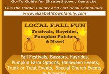 Fall Fun in Hardin County