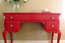 more painted furniture