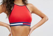 Teen Model Portfolio - summer fashion / Teen vogue, swimwear, underwear, summer clothing