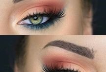 Tutoriais de sombra para os olhos