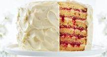 Cakes / Vanilla & Raspberry