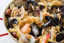 Comida que nos gusta ! / by Casa de España Las Vegas