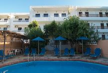 Hotel facilities / Photos of Blue Island Hotel in Hersonissos of Crete.